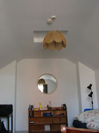 Large attic room cleaned ,pleasant, shared house central Ipswich