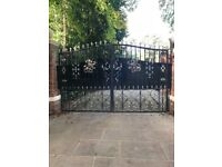 Used in good working condition metal Gate