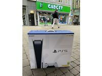 PlayStation 5 Disc Gaming Console COLLECT FROM STORE (PS5)