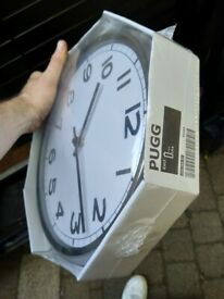 Clocks from office clearance central London bargain