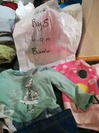 Girls Clothes Bundles