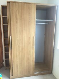 Double Sliding Wardrobe