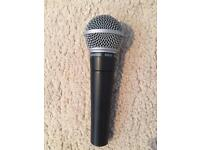 Shure SM58 Vocal Mic (NOW SOLD)