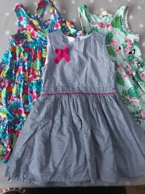 Bundle of girls clothes - age 5/6