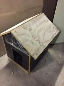 Dog or cat box