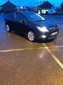 2009 Ford Focus Zetec 1.6tdci may px