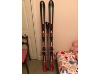 Ladies Skis & Poles