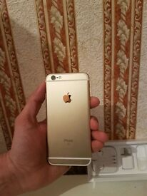 Iphone 6s gold anynetwork 16 gb