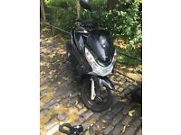 HONDA PCX 125cc SMOOTH RELIABLE