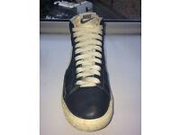 Nike Blazer Vintage Blue Leather - UK6