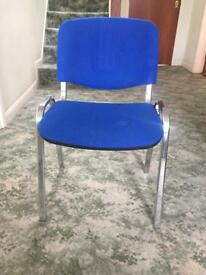 Chrome Chairs, 20 chairs