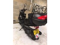 Cheap Yamaha NXC 125ccCygnus learner legal MOPED Perfect Condition SALE