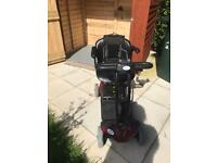 Nearly new mobility scooter £400 ono