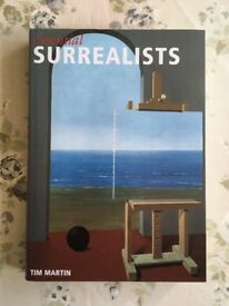Essential Surrealists Book, HB 1999
