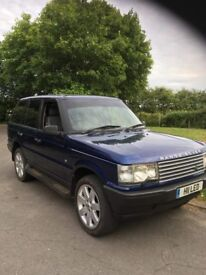 Range Rover P38 for sale