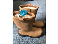 Rigga Safety Boots