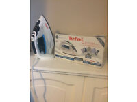 tefal smart protect steam iron, no need for settings