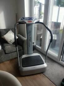Crazy fit massage vibrating plate 1500w