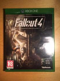 Fallout 4 & Fallout 3 - Xbox One (New and Sealed)