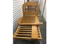 Cosatto cot and cot bed