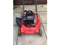 """murray 50 22"""" lawnmower first time starter very good condition"""