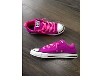 Converse trainers size 3.5