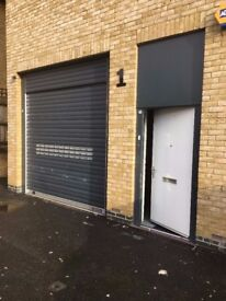 Commercial Unit To Let For Multiple Use Located In Trumpers Way Indusrial Estate In Hanwell W London