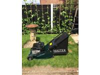 HAYTER HARRIER 41 PETROL LAWNMOWER