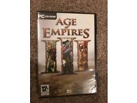 Age of Empires PC CD-ROM for age 12+