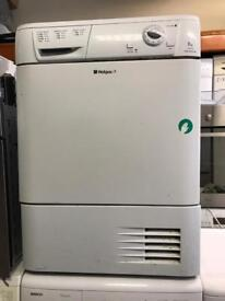 Hotpoint condenser dryer 7kg capacity fully working order for sale
