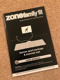 Zone family fit exercise system