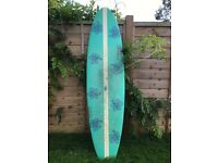 Custom made surfboard 7 foot