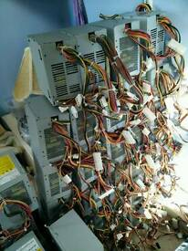 Joblot Desktop PC PSU Power Supply Units