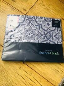 Continental pillowcase 65x65cm £5