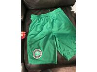 Boys Nike football shorts