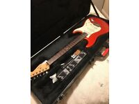 Fender Deluxe Stratocaster 2002