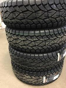 New 285/70R17 all terrain tires. Blow out!!