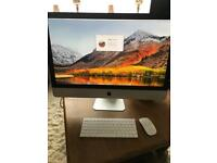 "iMac 27"" retina 5k with applecare"