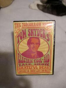 Tom Snyder's Tomorrow Show Electric Kool-Aid Talk Show DVD - New