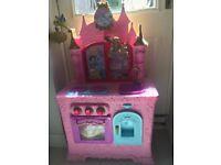 Disney princess girls Kitchen
