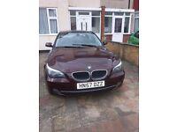BMW 5 SERIES 2.0 520d SE 4dr 12 MONTH MOT NEW BATTERY