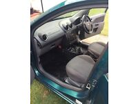 Ford Fiesta Zetec 52 plate for sale