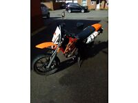 AJS JSM 50cc (Very quick & nippy bike for a rider with CBT)