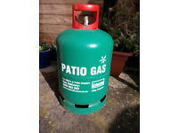 Calor Patio 13kg Gas Bottle FULL no empty required