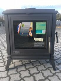 Cast Iron Wood Burning Stove 10kw For Sale Brand New