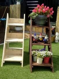Garden plant holders