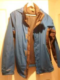 "Waterproof coat for male 34"" or 176 EUR"