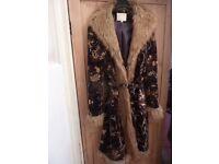 Vintage Long length ladies coat