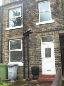 Fartown Huddersfield One bedroom Terrace to Let
