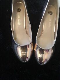 River island ladies shoes size 4